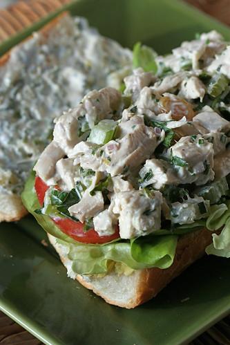 Lemon-Chive Chicken Salad 1
