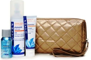 PHYTO Airplane Approved Travel Clutch