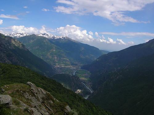 La Val d'Aosta