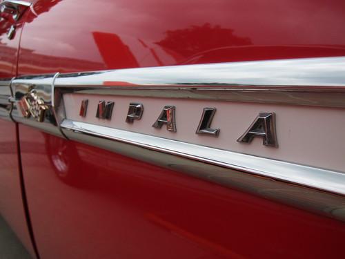 1959 Chevrolet Impala 2-door hardtop c