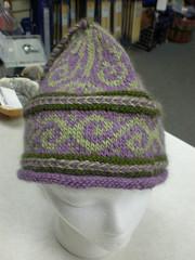 103 swirl hat