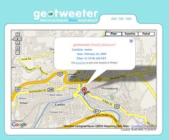geotweeter: Where are you?