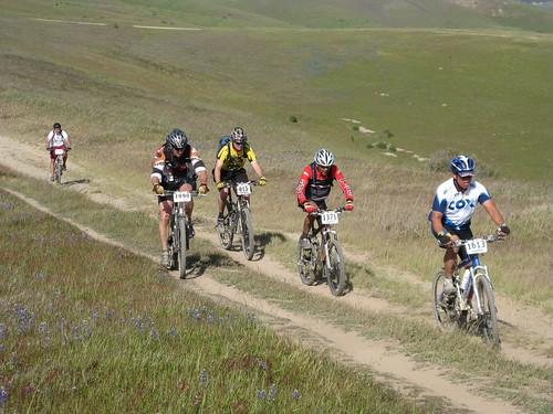 Lesters final climb