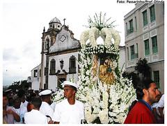 Procissão de São Salvador do Mundo. Foto: Passarinho/Pref.Olinda