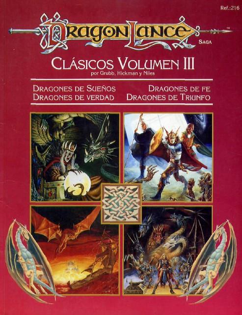 Clásicos vol. 3
