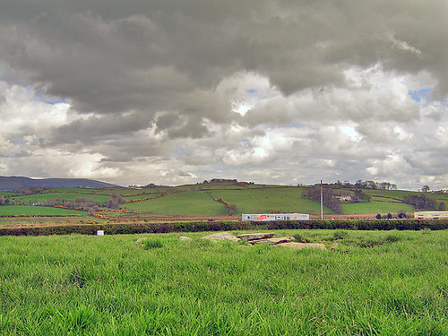 Aileach Mor Hill with Souterrain