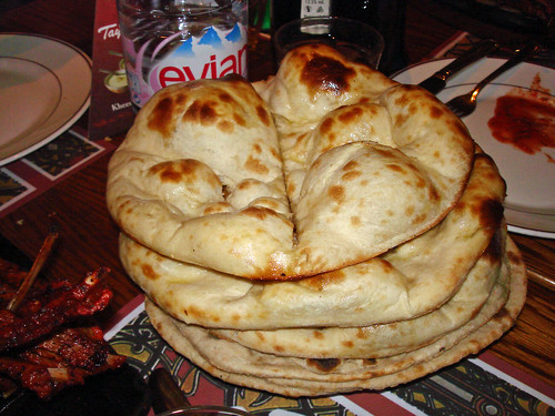 Naans and Rotis