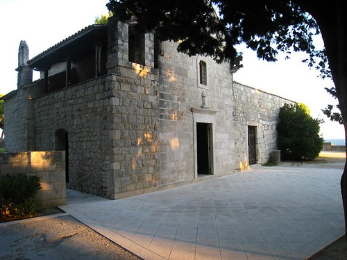 The chappel in the monastery