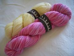 Zitron Trekking Sock Yarn - Custom Dye