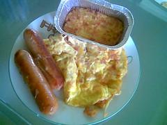 STP's western breakfast
