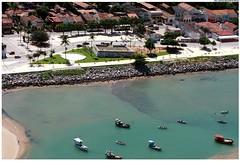 Vista aérea do Fortim do Queijo. Foto: Antônio Melcop/Pref.Olinda