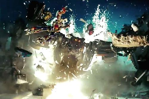 Transformers La venganza de los caídos por ti.