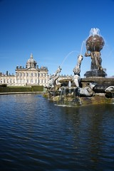 Beautiful day at Castle Howard