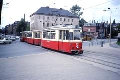 Zwickau, Gotha 3-car set, T57 Triebwagen 910 l...