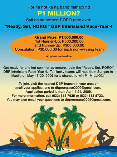 Ready, Set, RORO! Prizes
