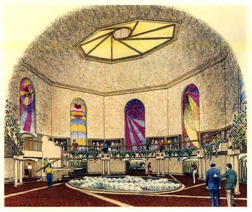 PBAC Old Sanctuary Rendering