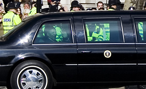 President OBama - Close Up