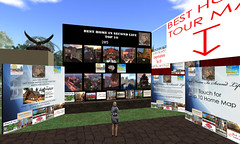 What is the best of the 10 Best Homes in Second Life? You