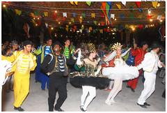 Apresentação de Quadrilha Junina no São João de Olinda 2009
