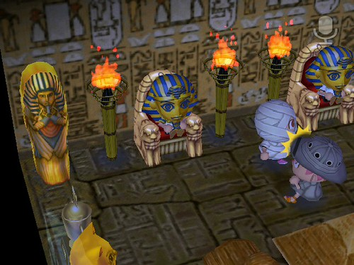 Tomb Room