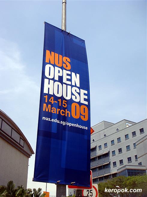 NUS Open House 2009