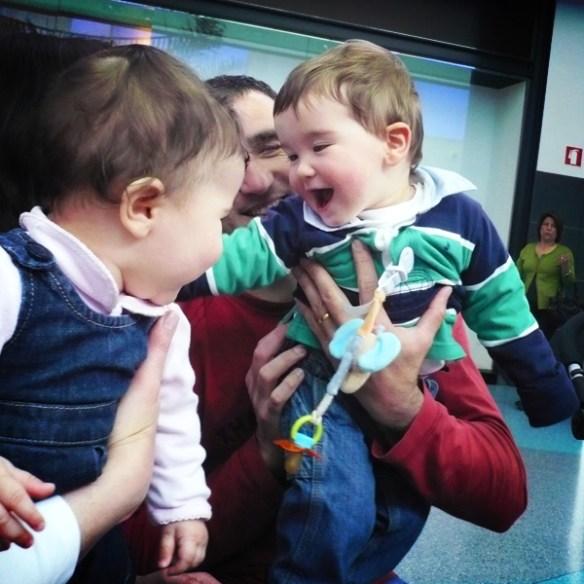 #276 - Laughing babies