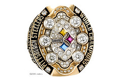 STEELERS SUPER BOWL XLIII RING