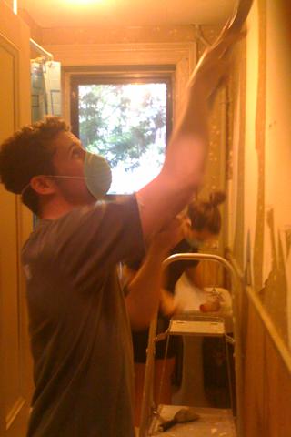 John scraping