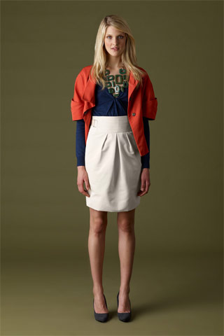 Lela Rose resort 2010