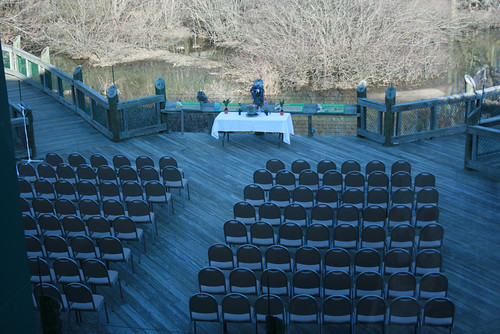 Wedding Weekend - Venue - Ceremony Site (by Deanna Felton)