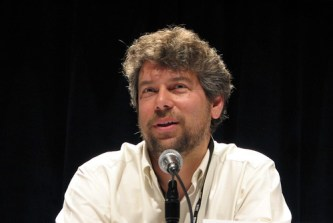 Dave Taylor, speaking at SXSW, 2009