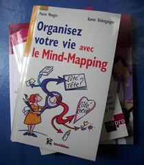 couverture Organisez votre vie avec le Mind-mapping