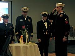 Eternal Patrol Table Ceremony