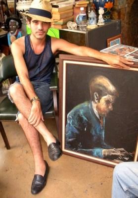 Luis Rivera. (Photo: Judith Wolert-Maldonado)