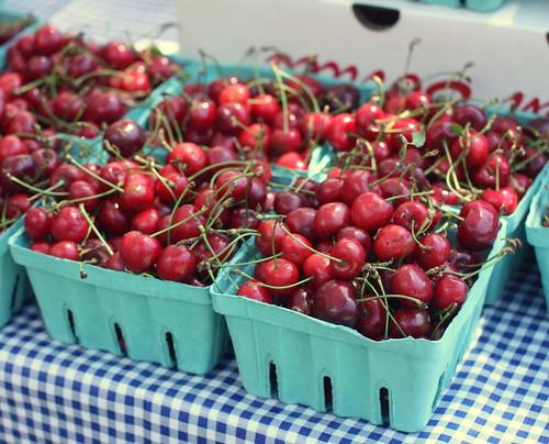 Tenafly Farmers Market, July 5 2009 by you.