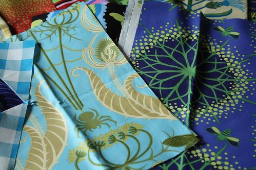Prairie Gothic Fabrics 2