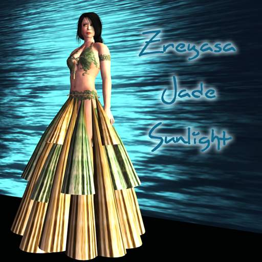 Zreyasa Jade Sunlight