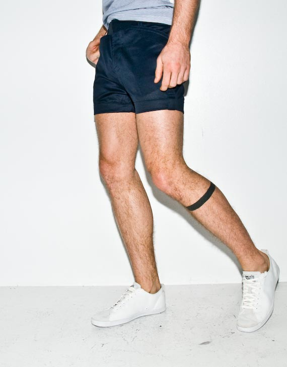 navy b-boy shorts2