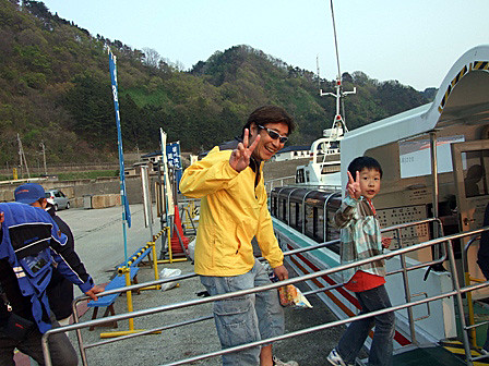 笹川流れ夕暮れクルーズ~4月29日(日)