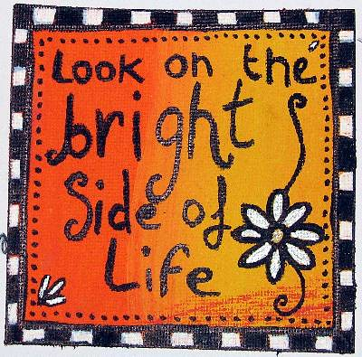 Bright Side of Life Meander Page