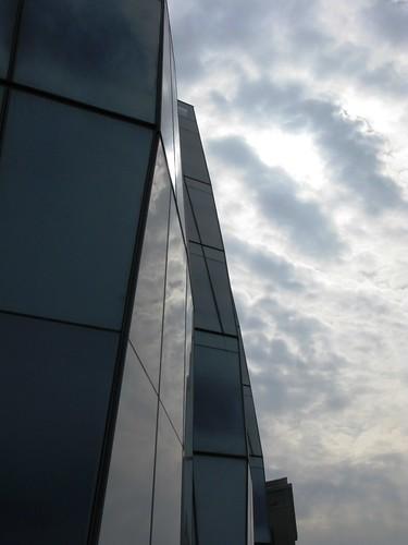 IAC Interactive Building. I lovelovelove this building.
