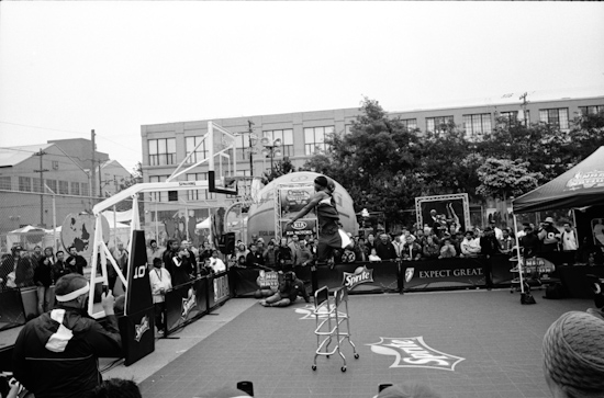 Dunk Contest (2 of 2)