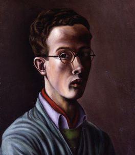 (Maurice) Denton Welch, painting, circa 1940-1942