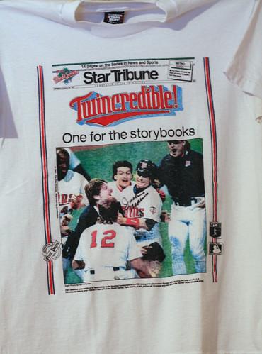 Autographed T-Shirt