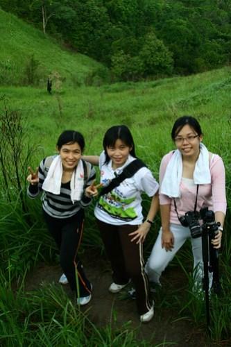 Song Yen, Mei Yen and Clayvon