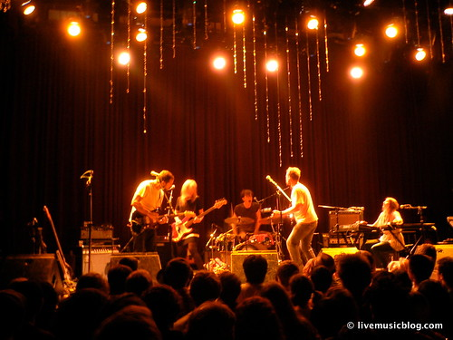 Here We Go Magic @ The Fillmore, SF 6/21/09