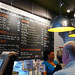 Big Smoke Burger (a.k.a. Craft Burger) - the menu