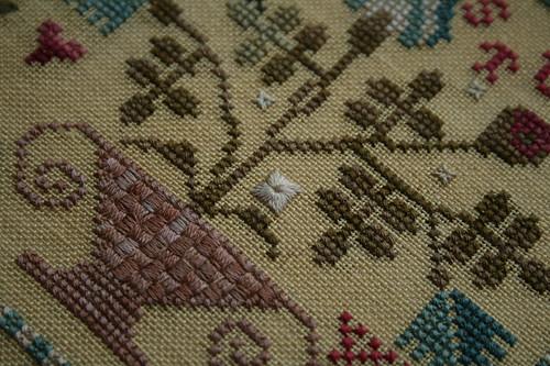 Flea Market Souvenir - close up