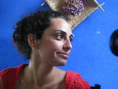 Lili Ferrari, a bela