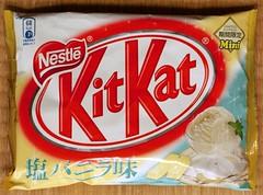 KitKat Salt Vanilla